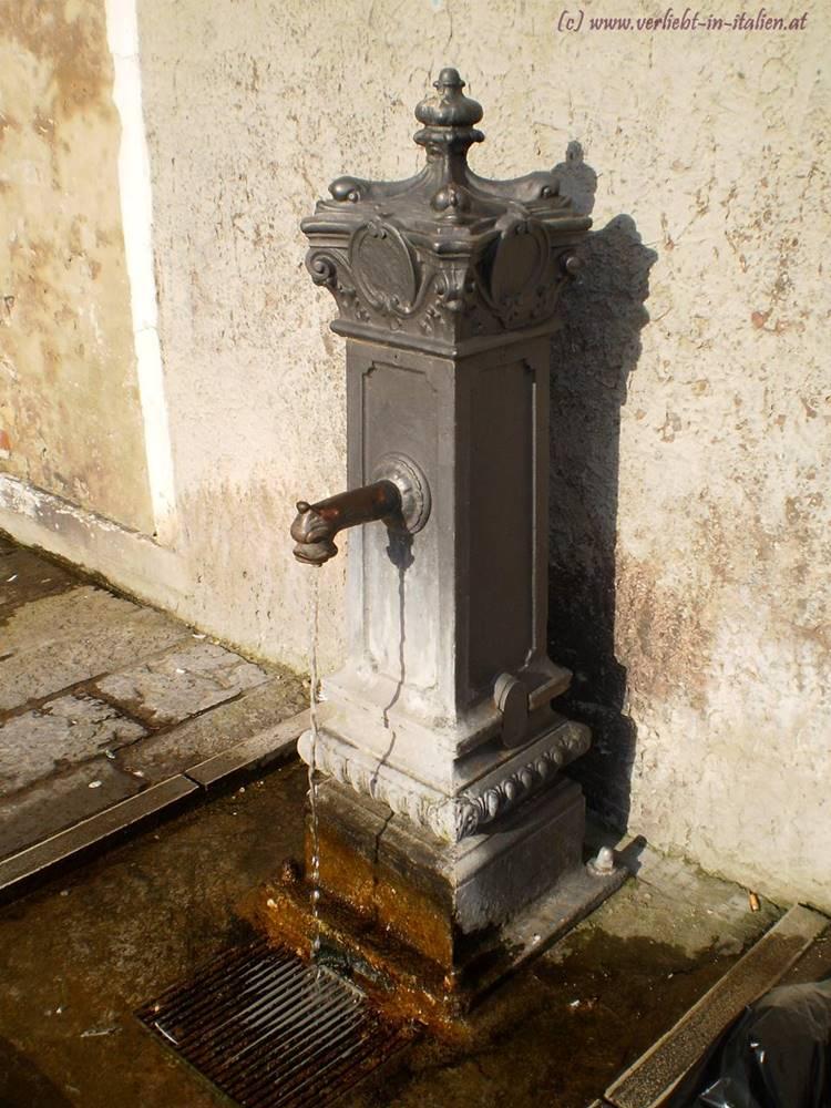 Brunnen Redentore