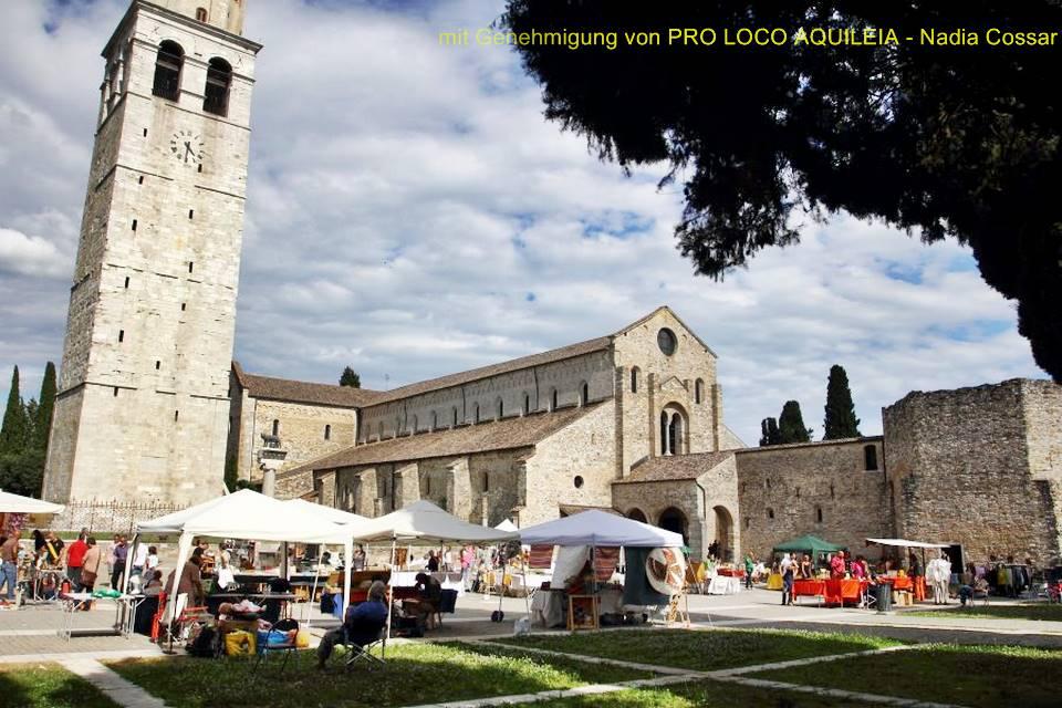 Aquileia in Primavera