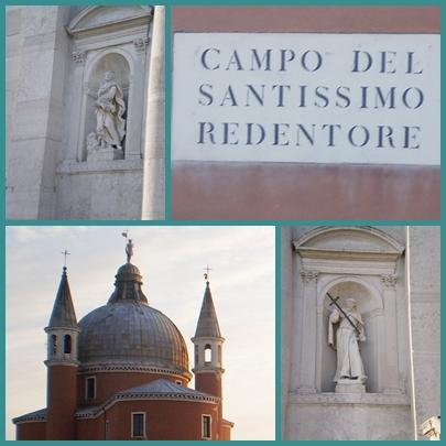 Venedig, Redentore-Fest