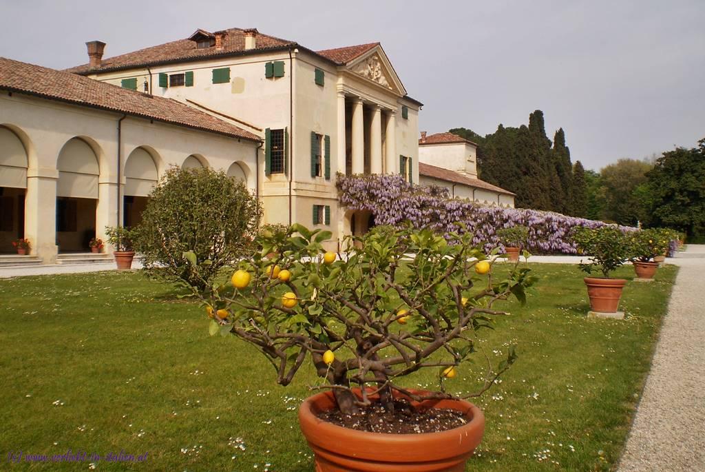 Villa Emo – von Andrea Palladio