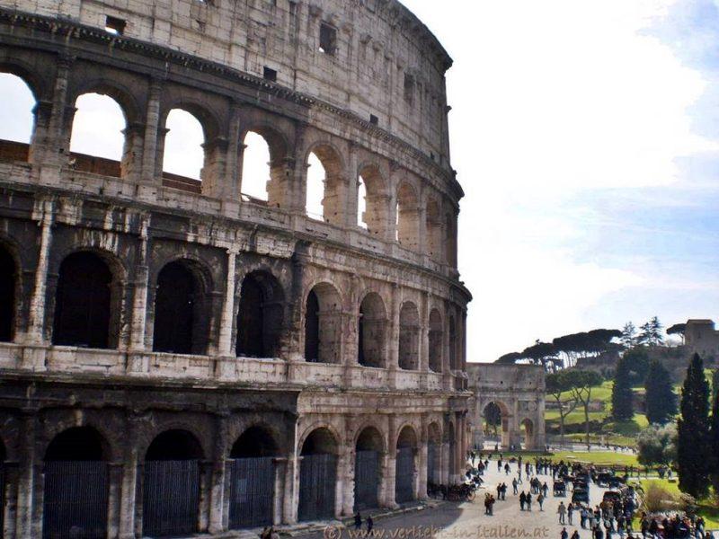 Warum alle Wege nach Rom führen