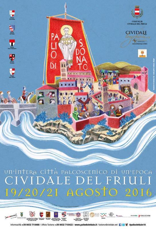 Cividale del Friuli – Palio von San Donato