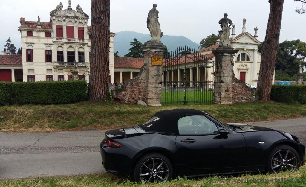 """Villa Angarano – die """"Villa delle Donne"""""""