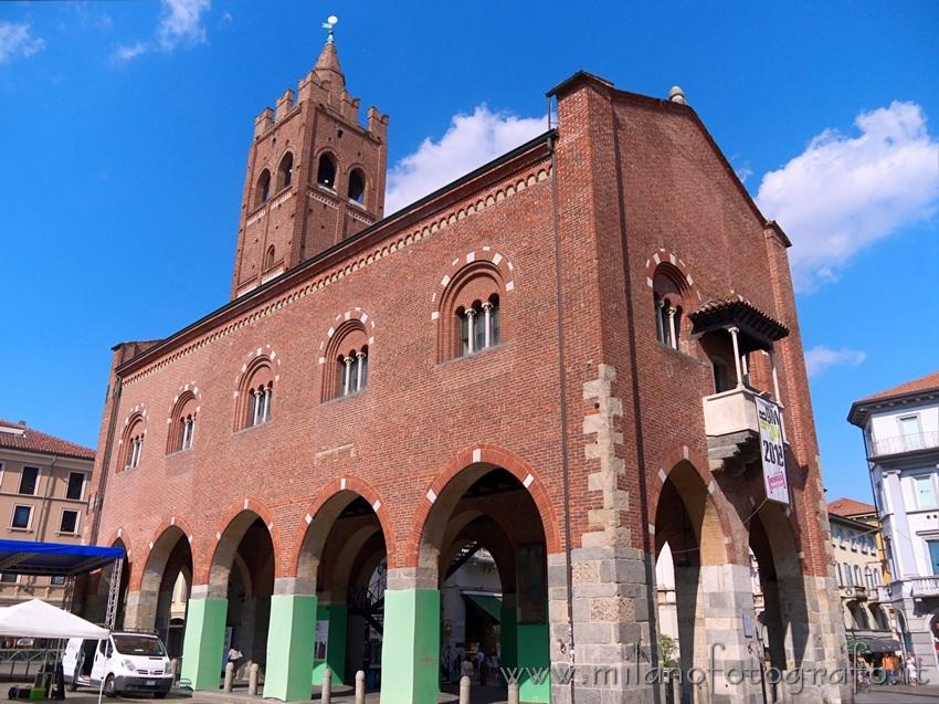 """Arengario (""""Stadthaus"""")"""
