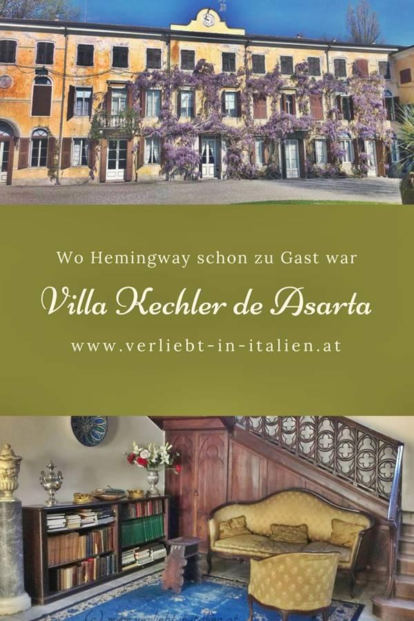 Villa Kechler de Asarta Pin