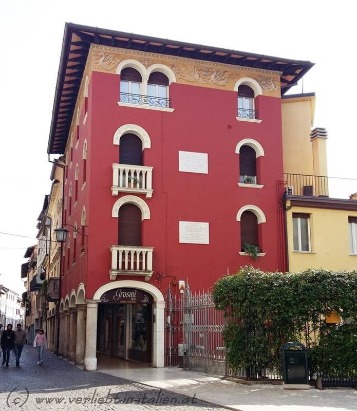 Palazzo rot