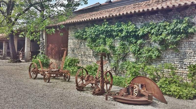 Bauernmuseum außen
