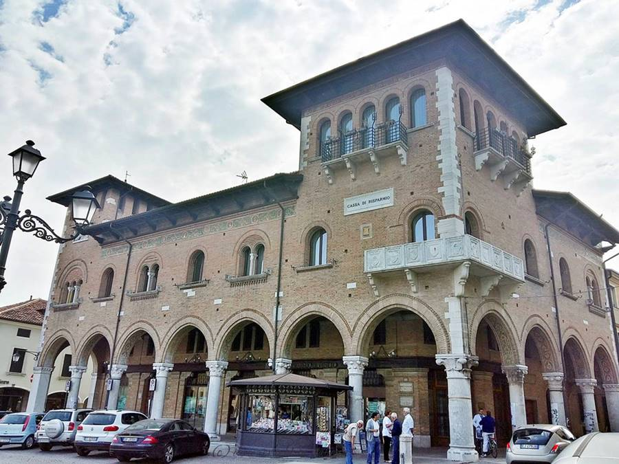 Montagnana Palazzo