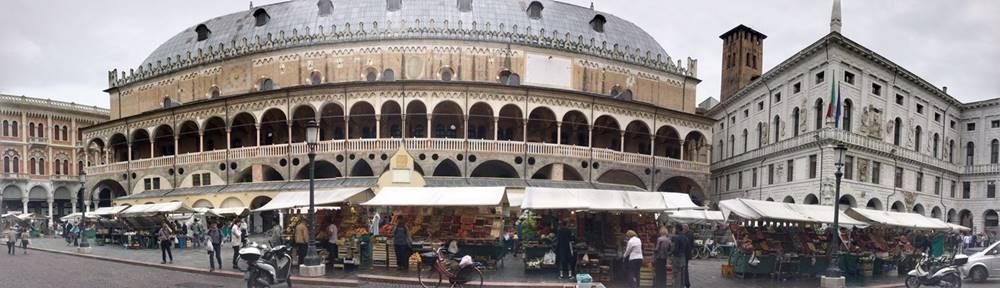 Padua Piazza delle Erbe
