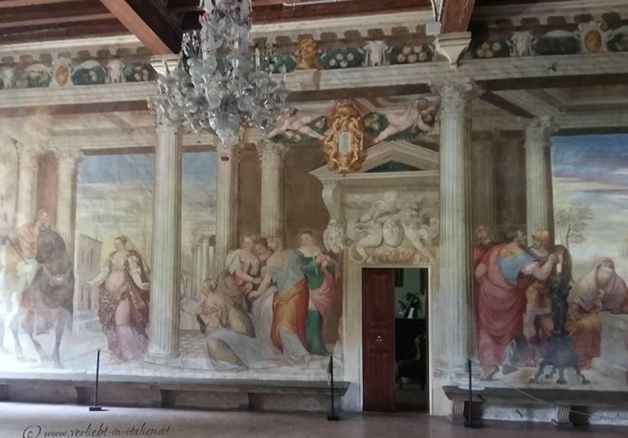 Thiene Fresken