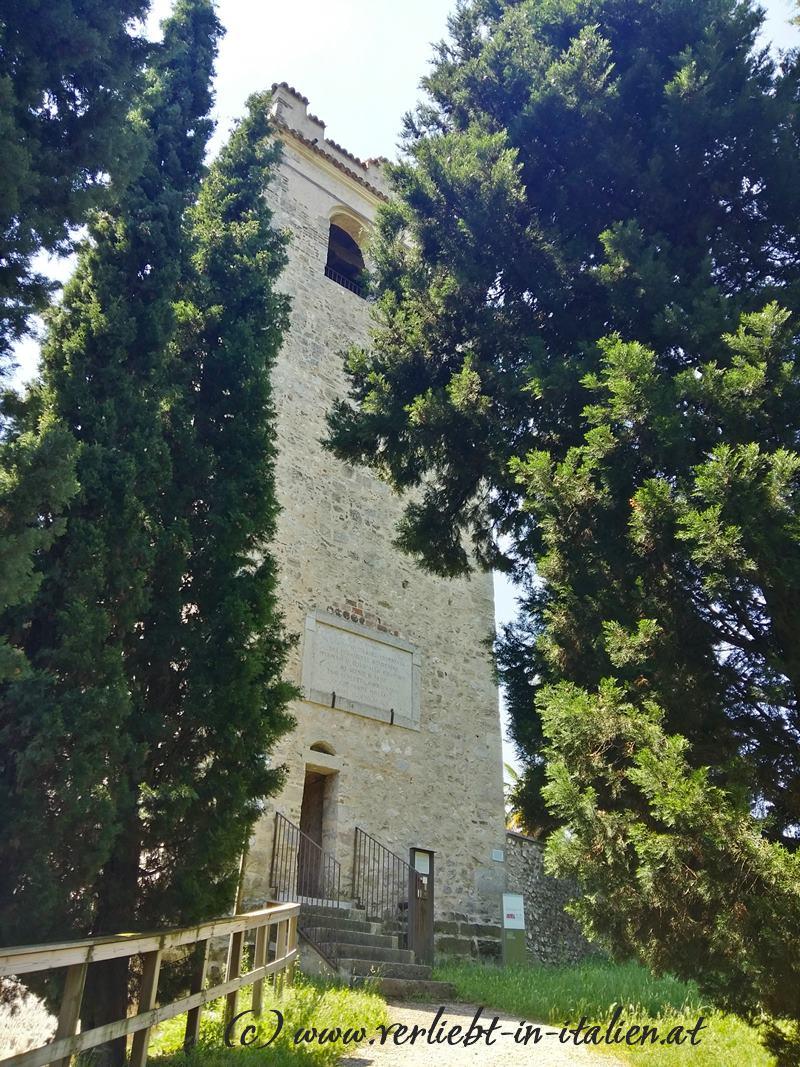 Turm oben