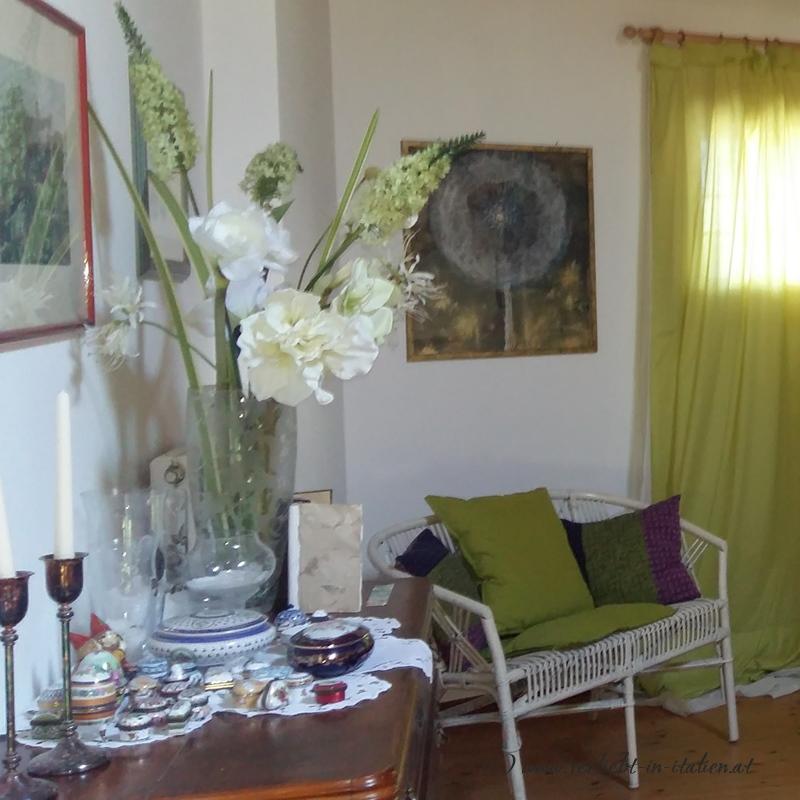 B&B Casa Fabris mit dem Traum-Garten