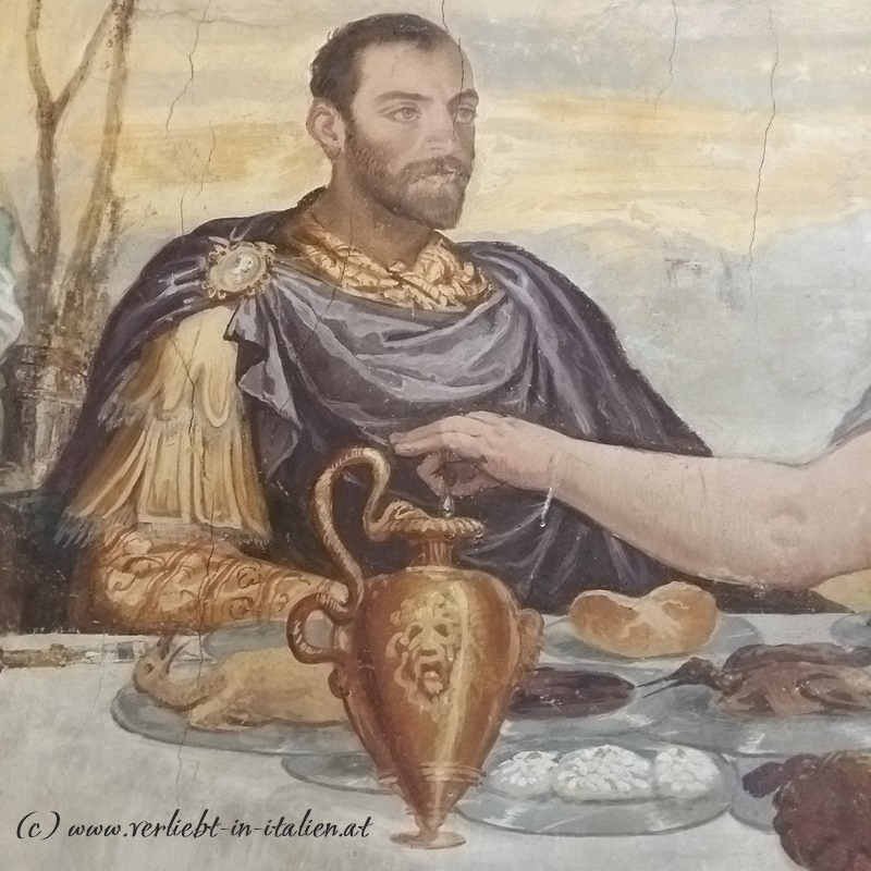 Marc Anton bei Kleopatra