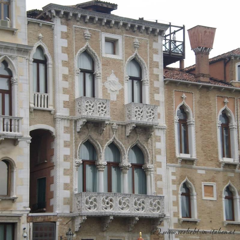 Balkon alla Venezia