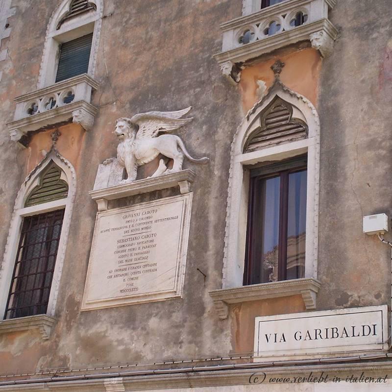 Castello - Via Garibaldi
