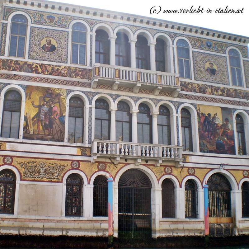 Dorsoduro - Palazzo Barbarigo