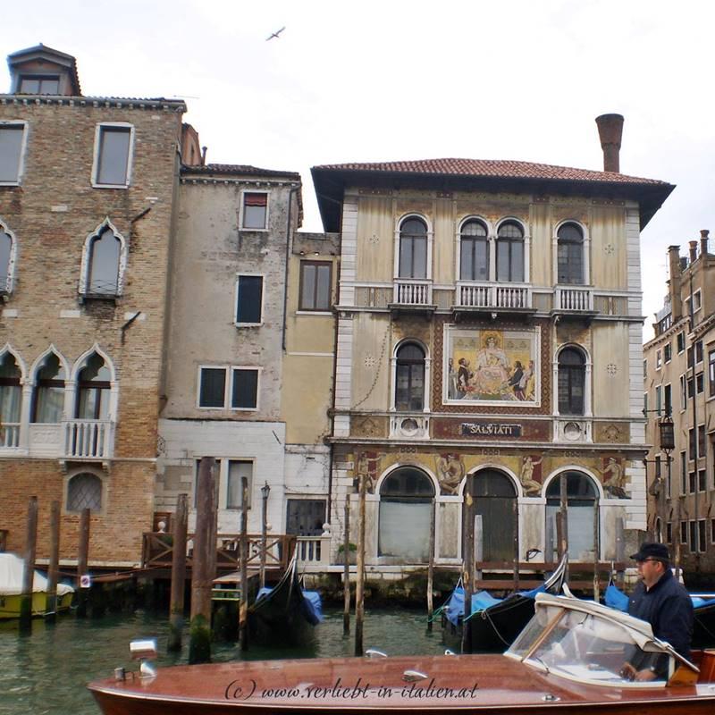 Dorsoduro - Palazzo Salviati