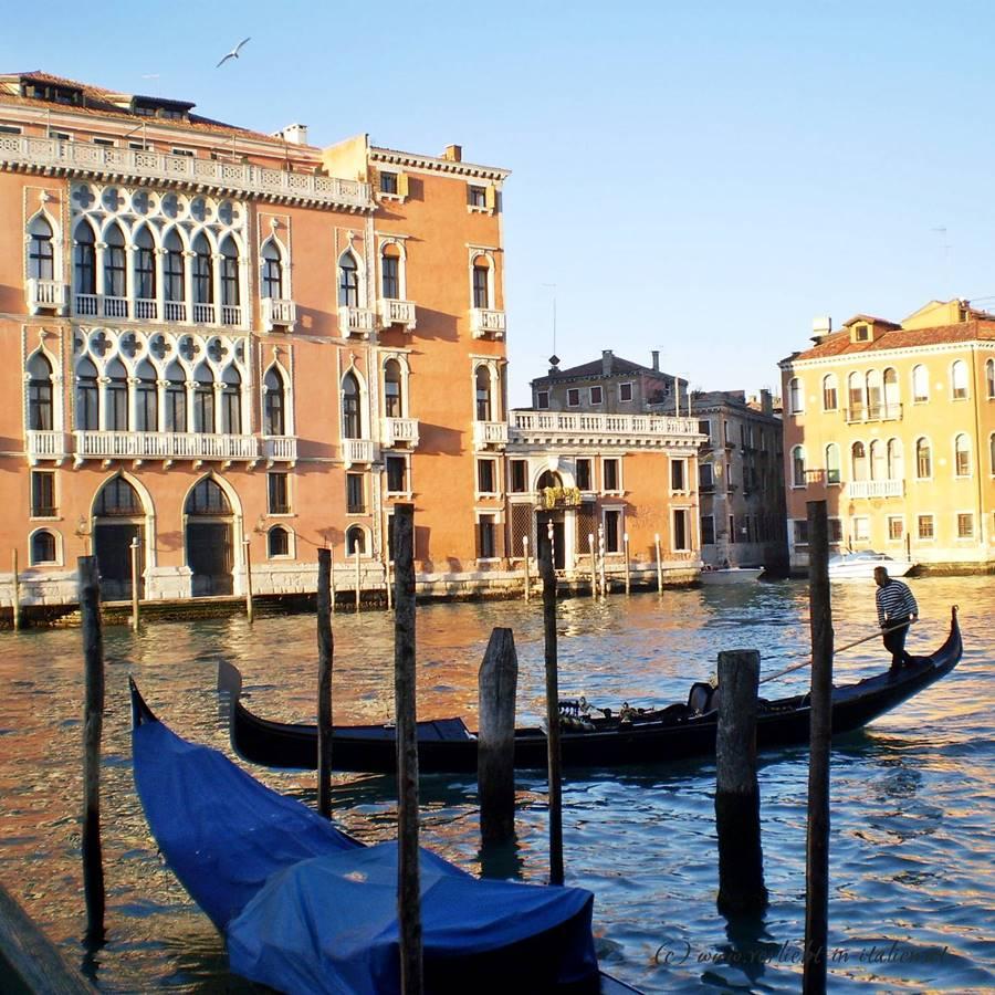 Die schönsten Palazzi am Canal Grande