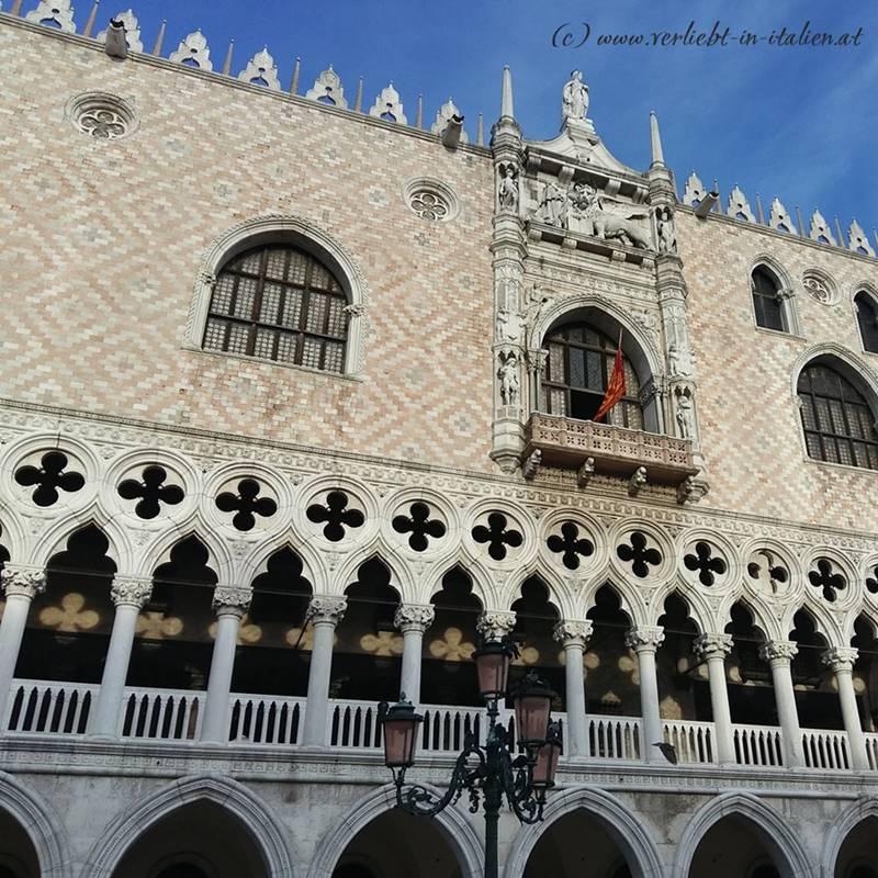 San Marco - Fassade