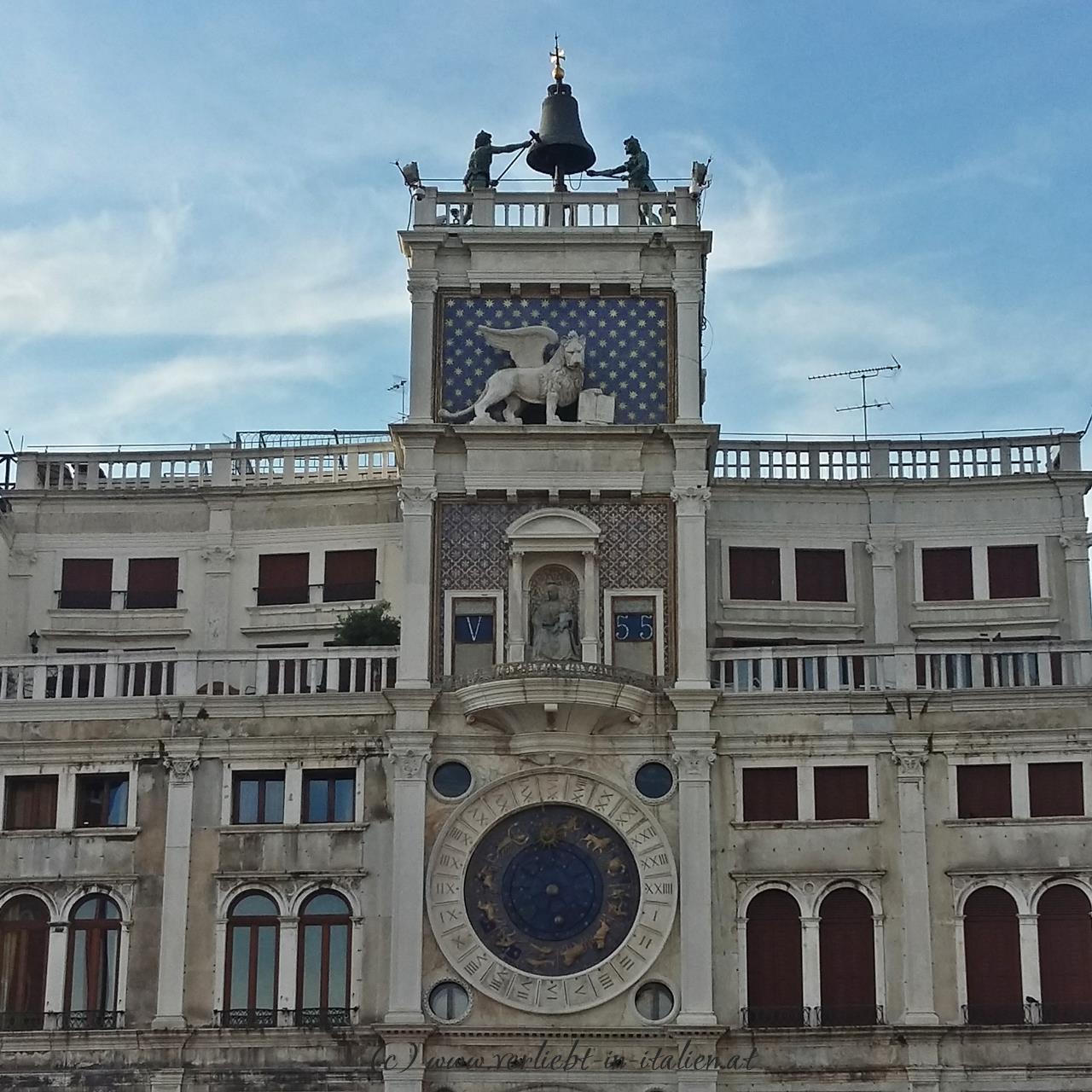 San Marco Uhrturm