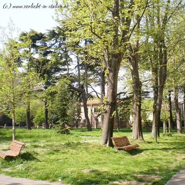 Park mitten in Sant' Elena