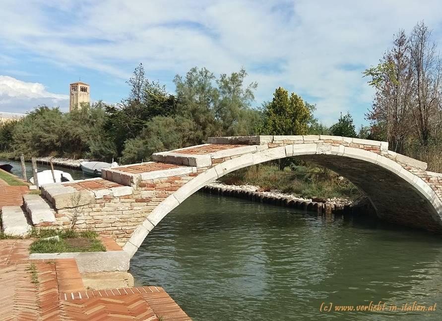 Torcello - Brücke