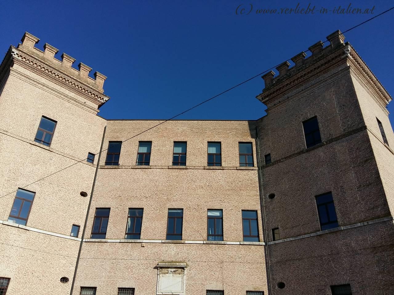Castello Estense Mesola