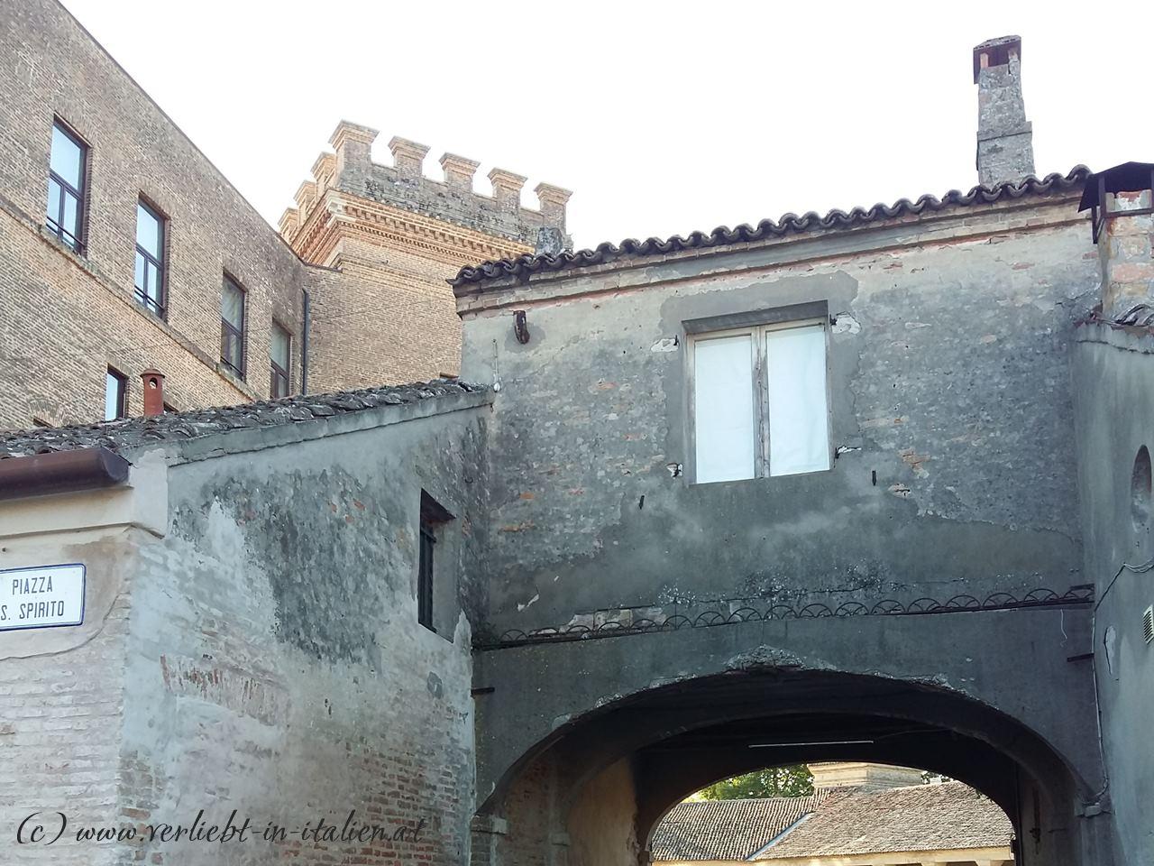Piazza S. Spirito - Mesola
