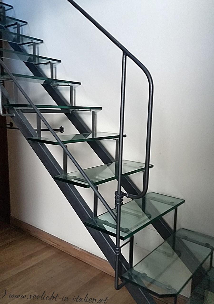 stylische Treppe