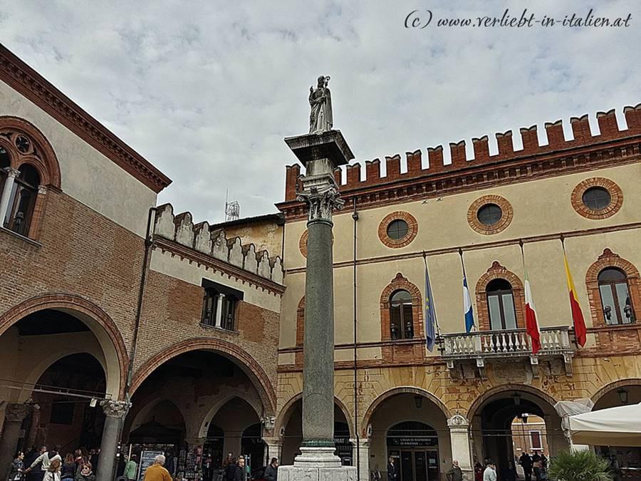 Ravenna – eine Stadt, die 3x Hauptstadt war