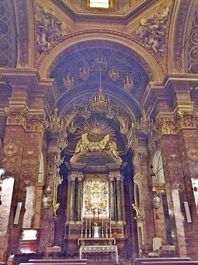 Santa Croce Seitenaltar