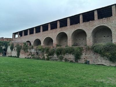 Innenhof Rocca