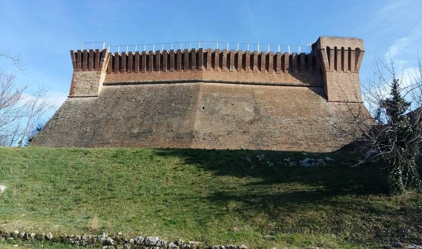 Wehrmauer