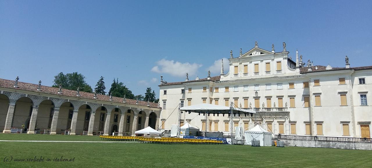 Villa Manin – Passariano, Sapori Pro Loco