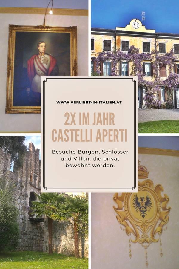 www.verliebt-in-italien.at Castelli aperti