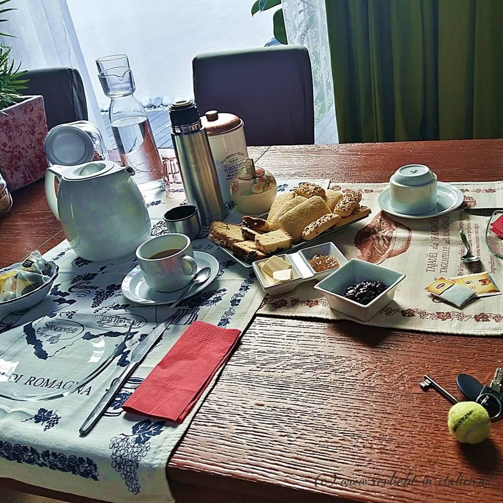 Frühstückstisch Ravenna