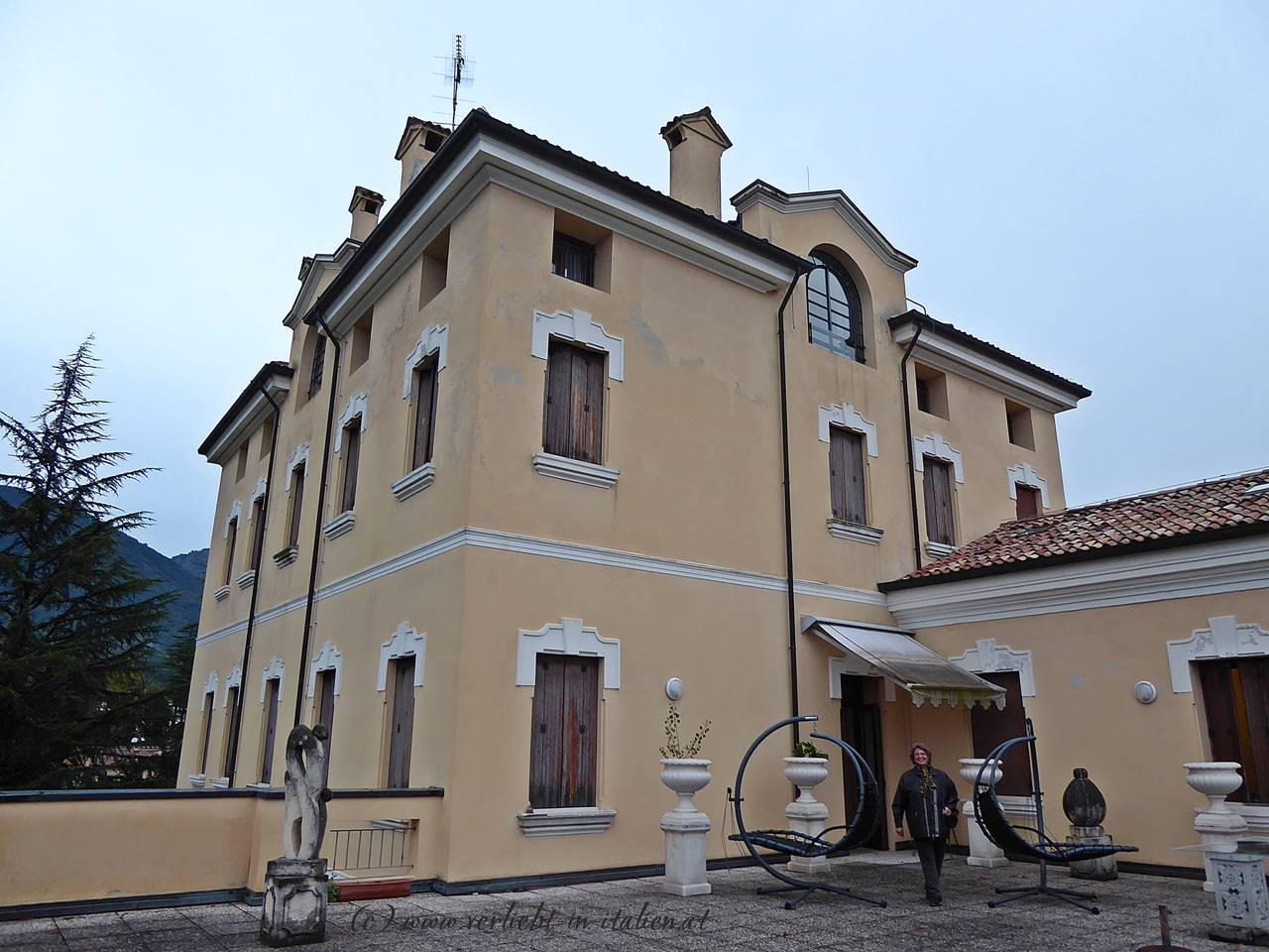 Dachterrasse der Villa Villa Scalabrini