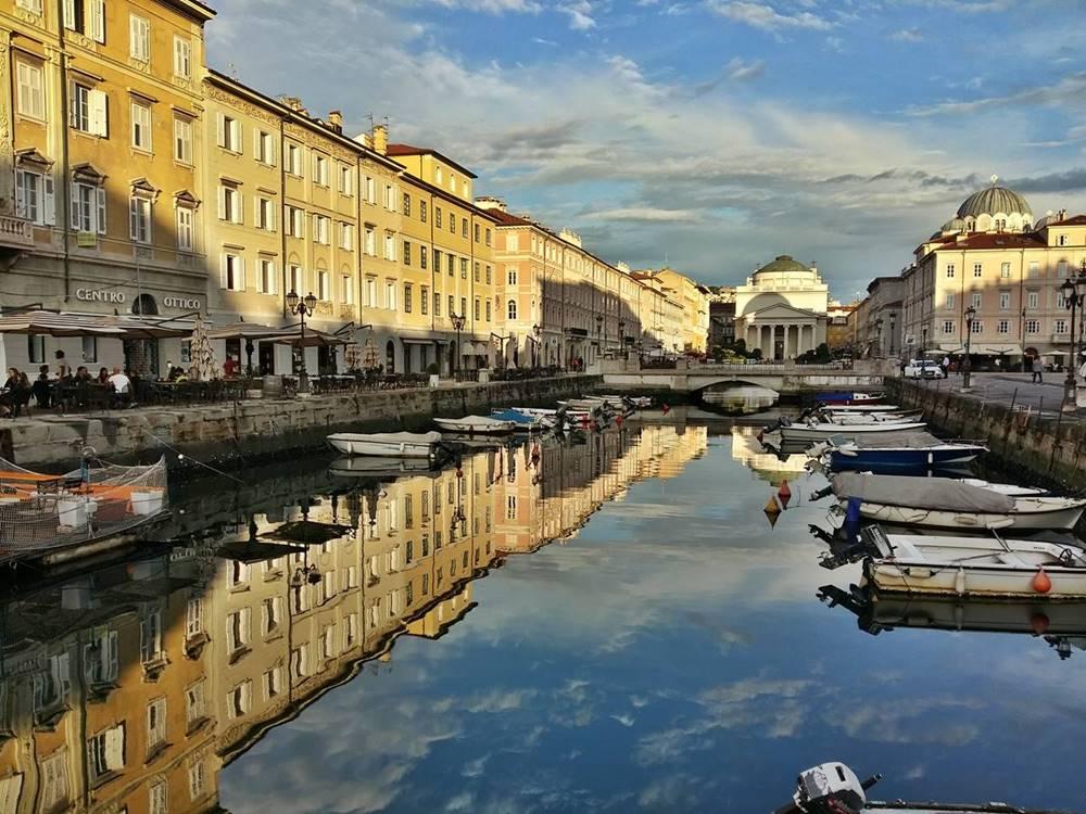 Gran Canal de Trieste - Triest (TS)