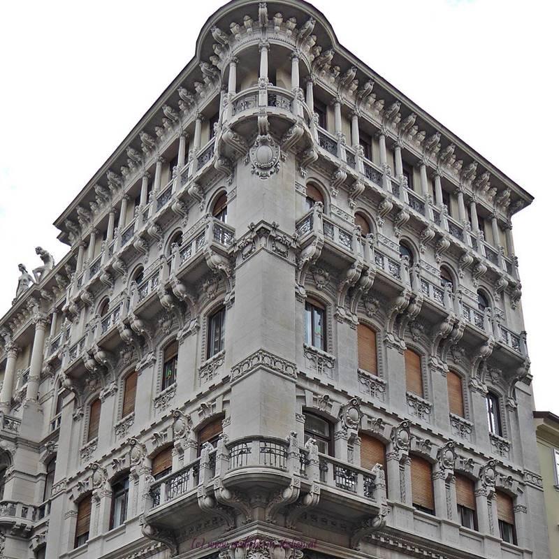Häuserfront (3)