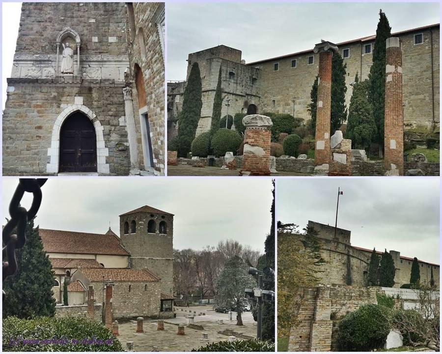 Triest und die Città Vecchia