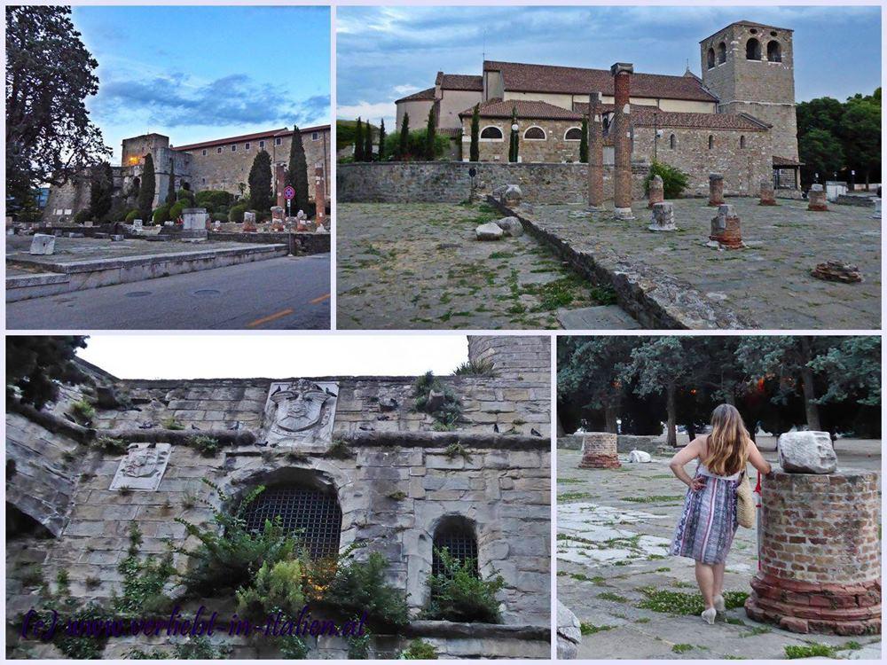 San Giusto mit Bastione Rotondo