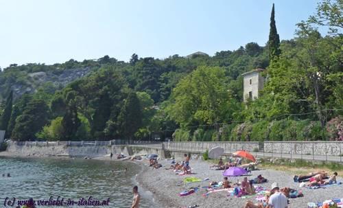 Sistiana-Beach