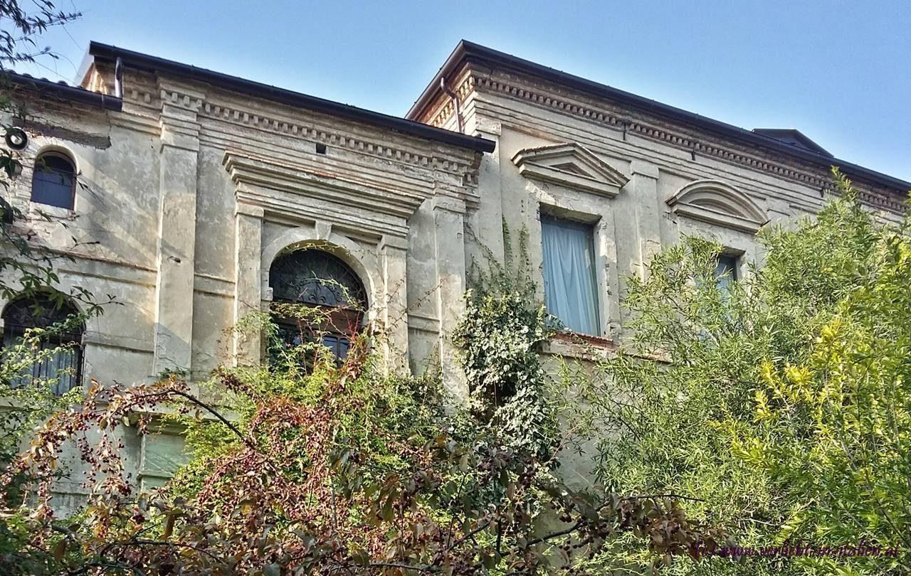 Seitenansicht Castello