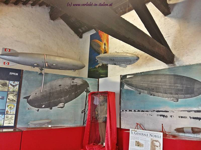 Viele Zeppeline