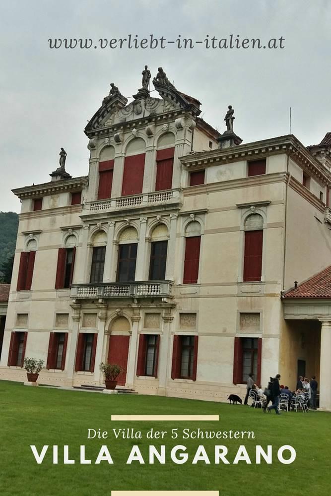 Villa Angarano - die Villa delle Donne
