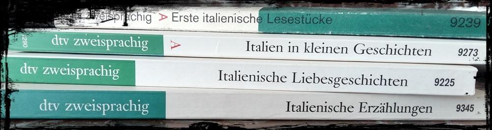dtv-Buchrücken