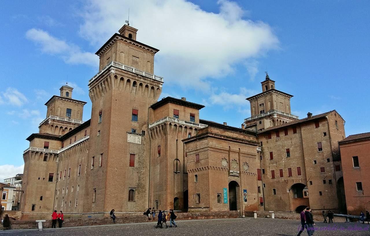 Castello Estense – Ferrara