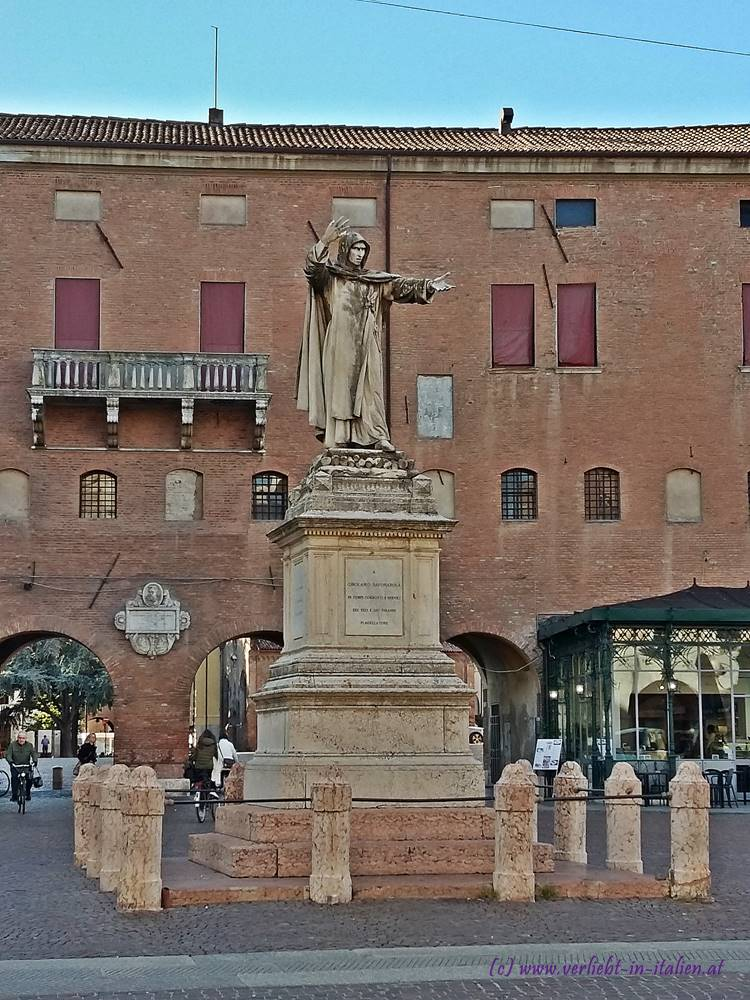 Girolamo Maria Francesco Matteo Savonarola