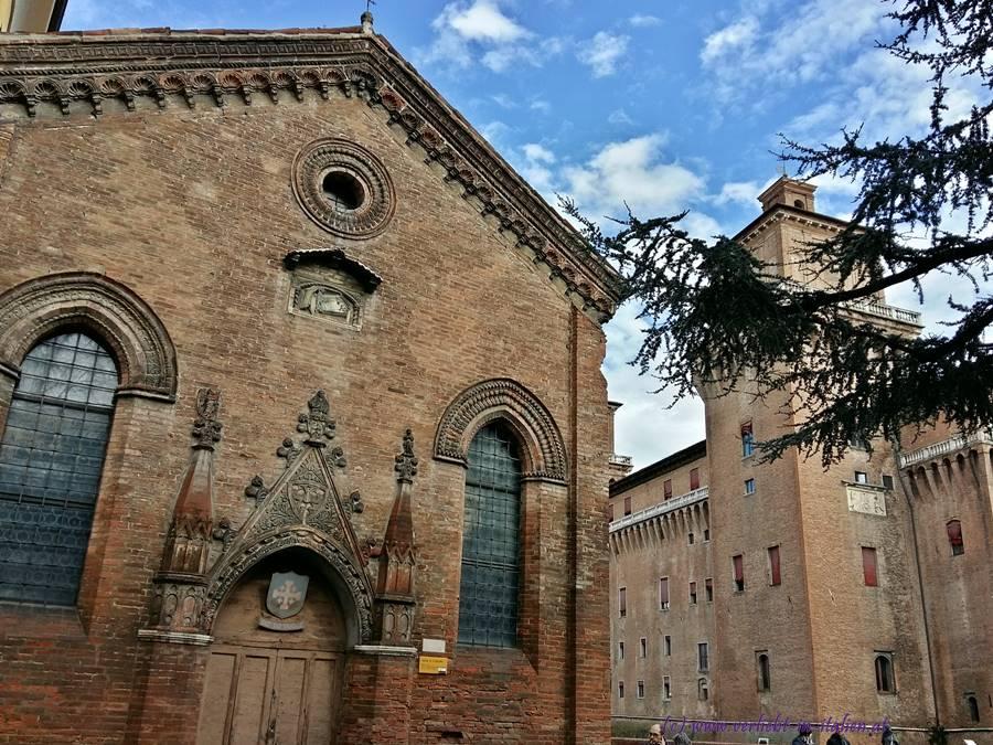 San Giuliano mit Castello