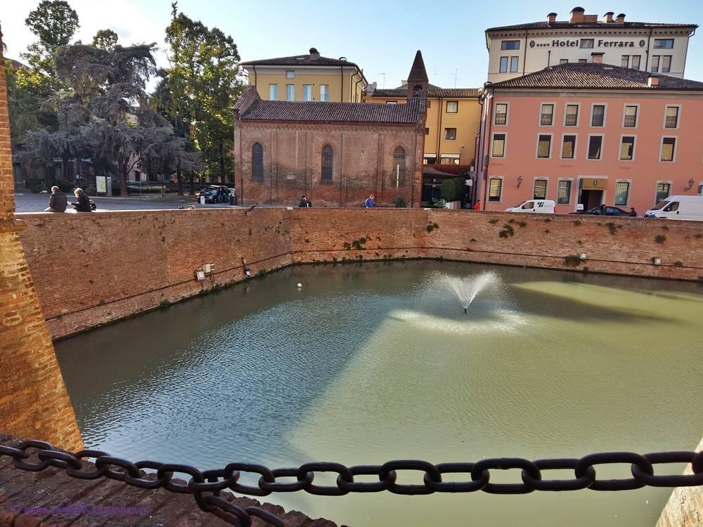 San Giuliano vom Castello aus